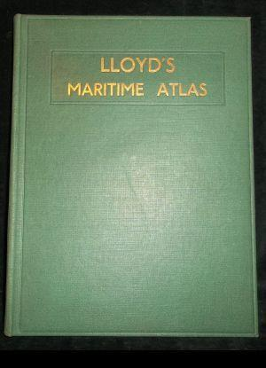 Lloyd's Maritime Atlas including A Comprehensive List: The Shipping Editor