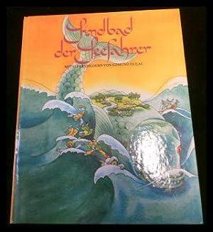 Sindbad der Seefahrer.: Dulac, Edmund (Ilustr.)