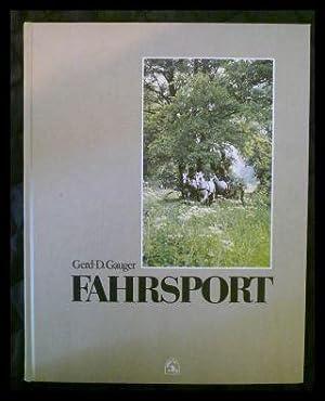 Fahrsport.: Gauger, Gert-D.