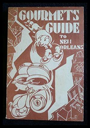 Gourmet s guide to New Orleans.: Natalie Vivian Jones,