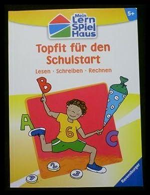 Mein Lern-Spiel-Haus: Topfit für den Schulstart.: Becker, Frank; Herfurth,