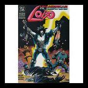 Unamerican Gladiators Lobo Part:4 Ad astra per: Alan Grant