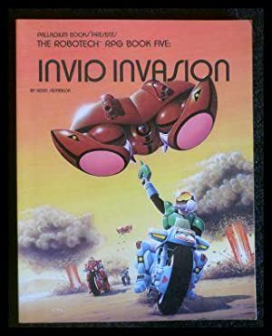 Invid Invasion (The Robotech Rpg Book Five).: Siembieda, Kevin