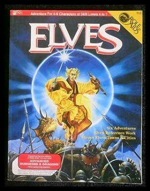 Elves (Role Aids 711).: Carr, Cheron Fitzgerald