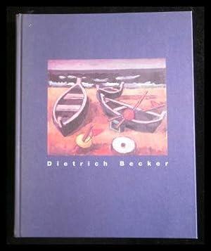 Dietrich Becker - Malerei und Arbeiten auf: Arrieta, Katrin