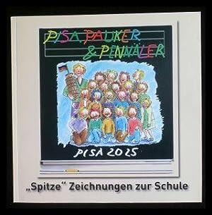 PISA, PAUKER & PENNÄLER - PISA 2025: Buchgestaltung: Wolf Hartmann