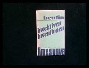 Invektiven Inventionen. Limes Nova 33: Beutin, Wolfgang: