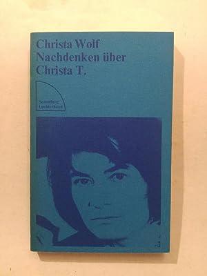 Nachdenken über Christa T.: Christa Wolf: