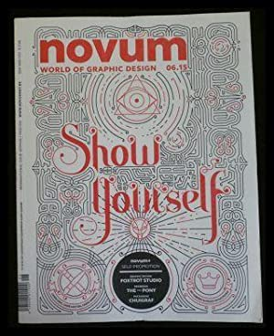 Novum - World of Graphic Design 06.15465 (dt./engl.).