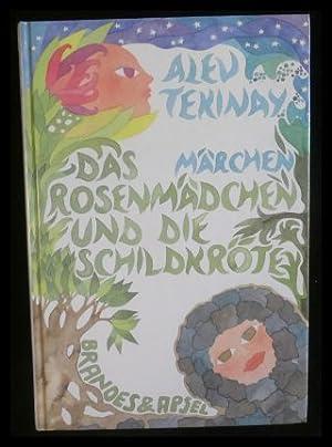 Das Rosenmädchen und die Schildkröte Märchen.: Tekinay, Alev