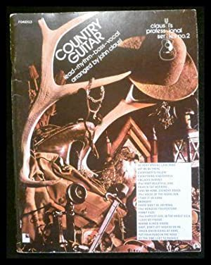 Country Guitar, Lead - Rhythm - Bass: Clausi, John