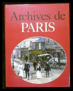 Archives de Paris.: Borgé, Jacques; Viasnoff,