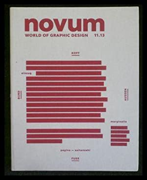 novum - World of Graphic Design 11.13 - Book Design (dt./engl.).