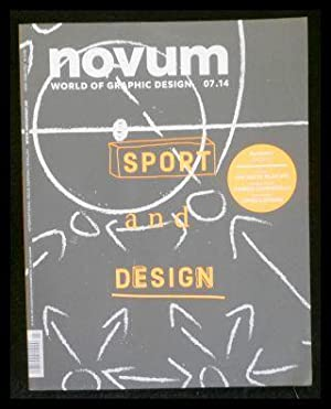 novum - World of Graphic Design 07.14 - Sport and Design (dt./engl.).
