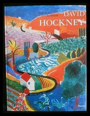 David Hockney: Paintings.: Melia, Paul; Luckhardt,