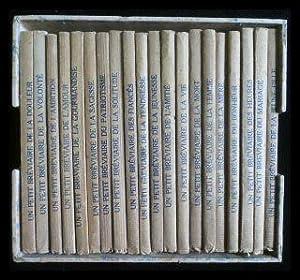 Petits Livres D Heures, 20 Bändchen in
