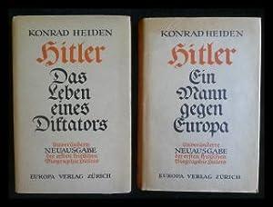Hitler - Das Leben eines Diktators; Band: Heiden, Konrad: