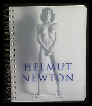 Helmut Newton Diary. Kalender 1998.: Newton, Helmut