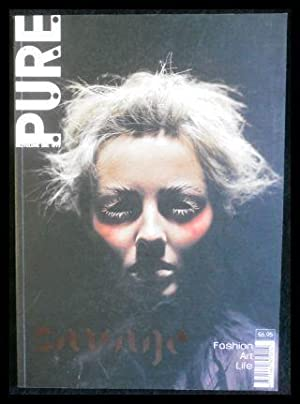 P.U.R.E. - Magazine 003 Volume One 1999; Fashion Art Life.