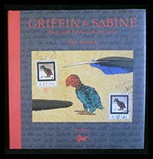 Griffin und Sabine Briefe und Postkarten der: Bantock, Nick
