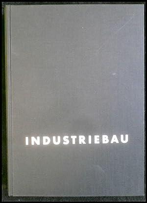 Industriebau(Band 2) Entwurfs - und Konstruktionsatlas.: Henn, Walter.