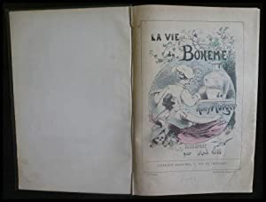 La vie de Bohême. Illustrée par And. Hill