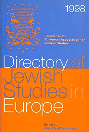 Directory of Jewish Studies in europe