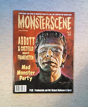 Monsterscene No. 9 Fall 1996