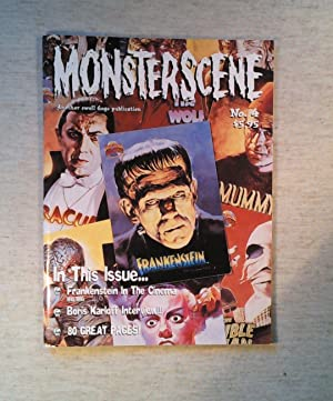 Monsterscene No. 4 March 1995