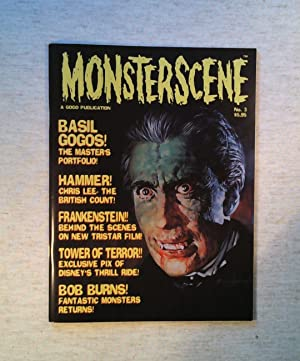 Monsterscene No. 3 Fall 1994