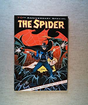 The Spider /26 70th Anniversary Special In Mortal Combat with The Bat Man The Master of Men Volum...
