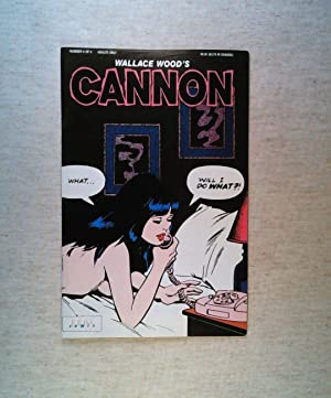 Wallace Wood's Cannon #6 of 8 (1991)