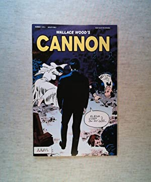 Wallace Wood's Cannon #7 of 8 (1991)