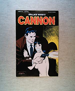 Wallace Wood's Cannon # 8 of 8 (1991)