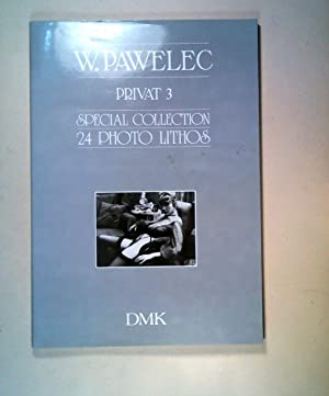 Privat 3. Special Collection 24 Photo Lithos: Pawelec, Wladyslaw