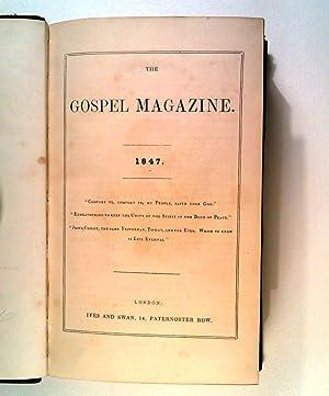 The Gospel Magazine 1847 - Volume VII,: Doudney, David Alfred