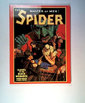 The Spider(#47) : Slaves of the Black Monarch by Grant Stockbridge (1998-09-01)
