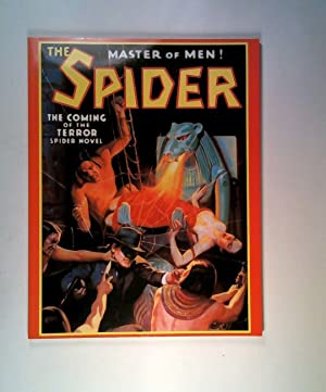 The Spider (#36) : The Coming of the Terror