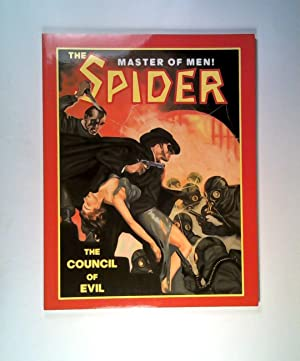 The Spider #85 : The Council Of Evil