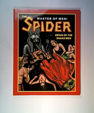 The Spider # 39 : Reign of the Snake Men