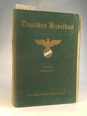 deutsches arzneibuch 6 ausgabe 1926 beiliegend erster. Black Bedroom Furniture Sets. Home Design Ideas