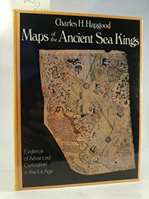 Maps of the Ancient Sea Kings. Evidence of Advanced Civilization in the Ice Age.: Hapgood, Charles ...