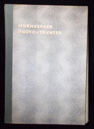 Nürnberger Photo-Trichter. Hausmitteilungen, 6 Hefte in Halbleinen-Sammelmappe.: Porst