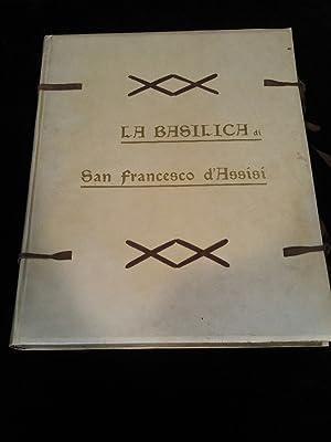La basilica di San Francesco d'Assisi, nella ricorrenza del VII Centenario della morte del ...