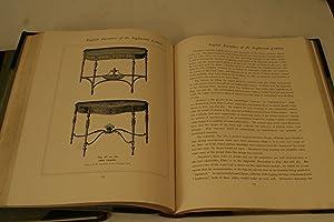 English Furniture Of The Eighteenth Century.: Cescinsky, Herbert