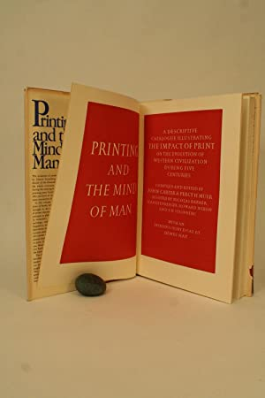 Printing And The Mind Of Man.: Carter, John, & Percy H. MUIR