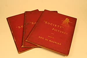 Society Pictures.: Du Maurier, George