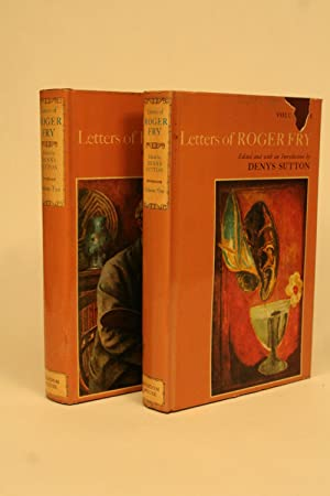 Letters of Roger Fry.: Fry, Roger