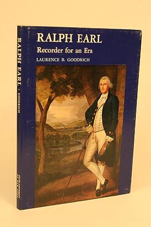 Ralph Earl.: Goodrich, Laurence B.