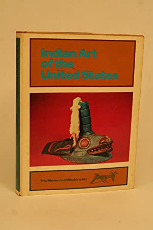Indian Art of the United States.: Douglas, Frederic H.
